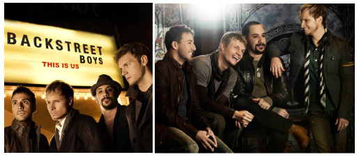 Mileage IPRO Communications Appointed to Publicise The Backstreet Boys World Tour in Vietnam