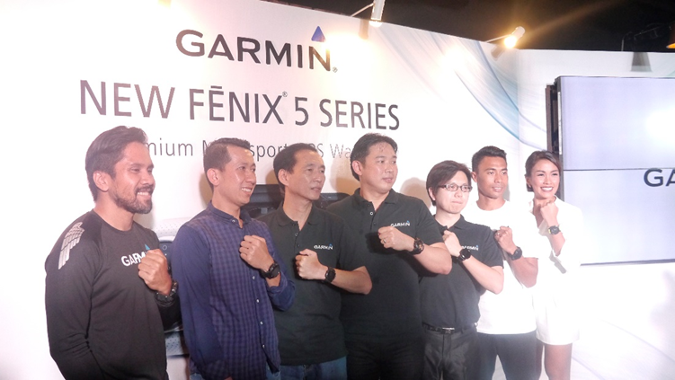 INDONESIA – Garmin Fēnix® 5 Series Media Launch