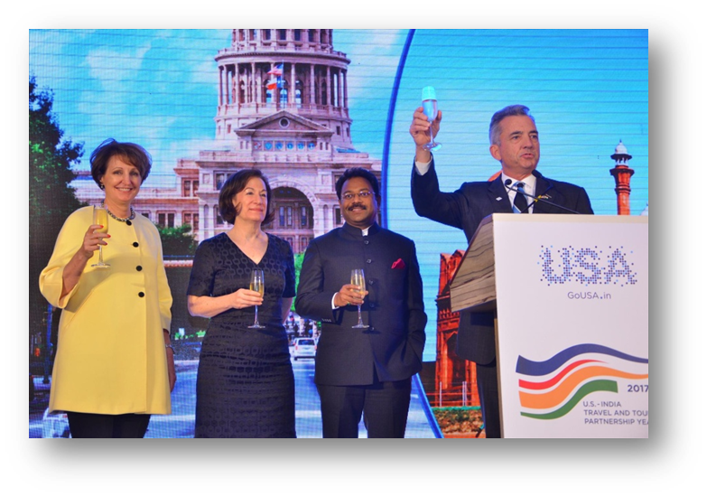 INDIA – The U.S. – India Travel and Tourism Partnership Year