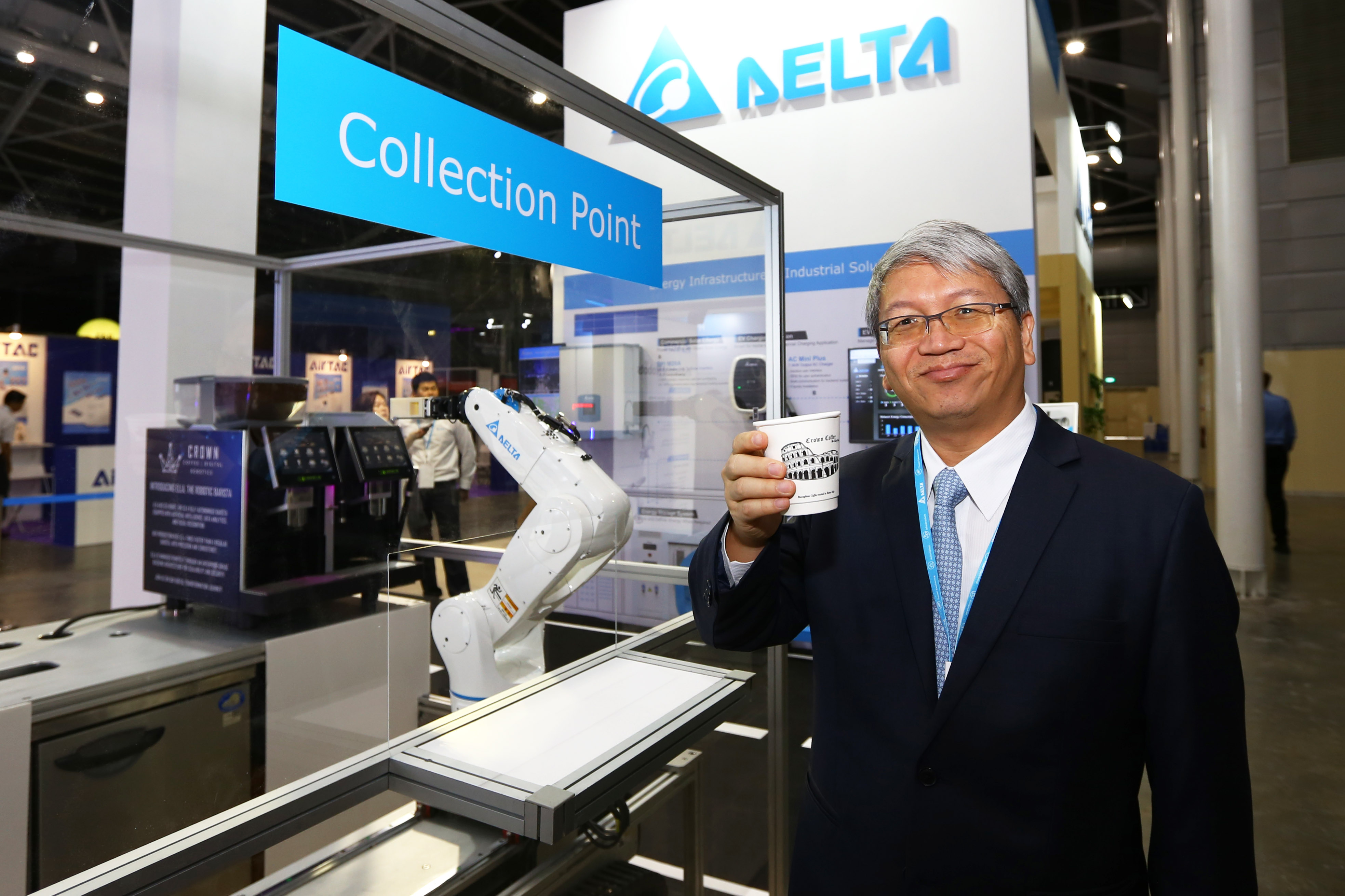 Delta Electronics Creates Impact At ITAP 2019