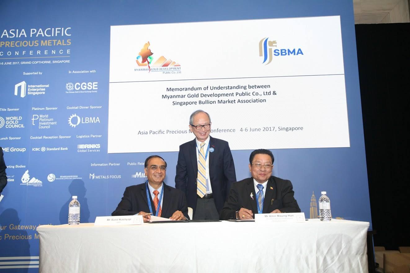 Photo Credits: Asia Pacific Precious Metals Conference 2017