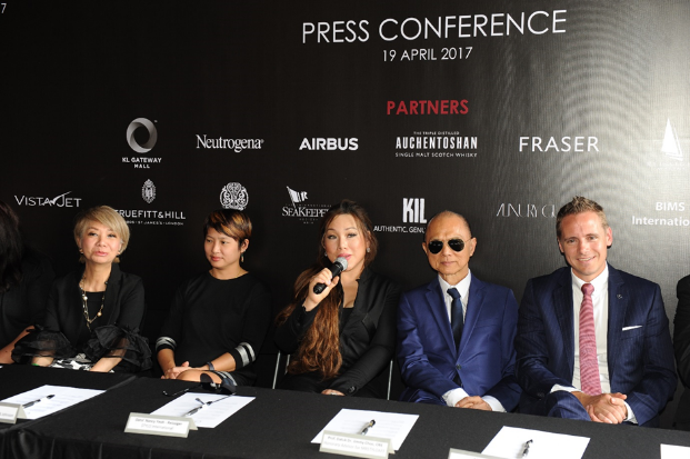 """MALAYSIA – """"50 Shades Of Red"""": Mercedes-Benz STYLO AsiaFashionFestival Celebrates Its 10th Anniversary"""