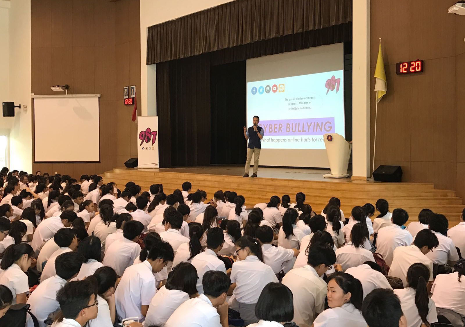 SINGAPORE – Better Internet Campaign For Cyber Wellness