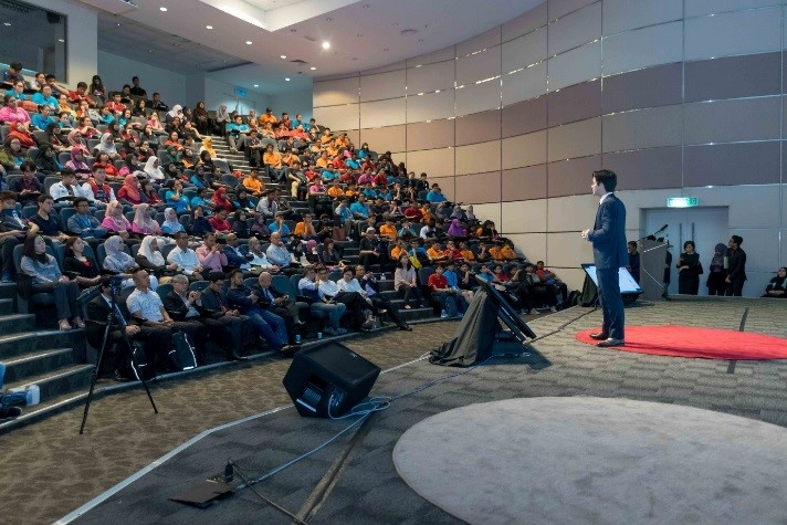 "MALAYSIA – UNIMYorganised ""Trailblazing The World Through Digital Economy"""